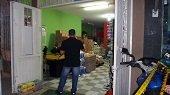 Delincuentes atracaron local comercial de la calle 30 en Yopal