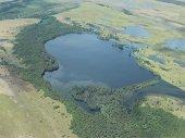 """Geopark confirm� que plataforma petrolera """"Gorri�n"""" ya no se construir� en cercan�as a la laguna La Cristalina"""