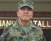 Relevo en la VIII División del Ejército nacional