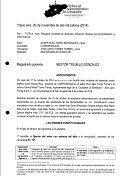 Tribunal Administrativo de Casanare abri� orden de desacato a John Jairo Torres y le impuso multa por ciudadela La bendici�n