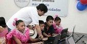 Ministro de las TIC coloca al servicio Kiosco Vive Digital en la vereda La Niata