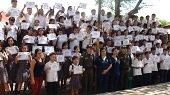 Estudiantes del colegio Antonio Nari�o se capacitaron  para resistir el uso y abuso de las drogas y la violencia