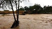 Presidente Santos inspeccion� emergencia por lluvias en seis municipios del Meta