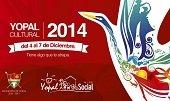 """Programaci�n oficial de Festival """"Yopal Cultural 2014"""""""