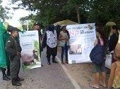 Campaña contra caza, comercialización, tenencia y movilización de fauna silvestre en Arauca