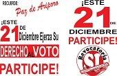 Denuncian presuntas maniobras para impedir que se vote la Revocatoria del Alcalde de Paz de Ariporo