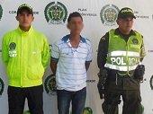 A la c�rcel de Yopal fue enviado peligroso integrante de la red sicarial de la banda criminal Libertadores del Vichada