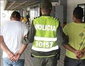 Fleteros fueron puestos en libertad en Villanueva, porque v�ctima no coloc� denuncia