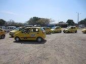 Gremio de Taxistas de Yopal en crisis por falta GNV. Anuncian protestas