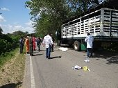 Una persona perdi� la vida en un accidente de tr�nsito en San Luis de Palenque