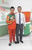Casanare logr� bronce en los Prejuegos Nacionales de Judo