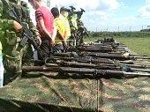 En el Meta fueron neutralizados 14 guerrilleros del bloque oriental de las FARC