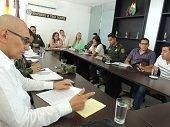 Se realiz� �ltimo comit� de seguimiento electoral previo a proceso de revocatoria del alcalde de Paz de Ariporo