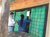 Planeaci�n municipal reiter� suspensi�n y sellamiento de obras en Ciudadela La Bendici�n