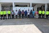 En operaci�n masiva de seguridad la Polic�a Nacional captura 24 personas en Casanare