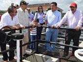 Entr� en servicio Planta de Tratamiento de Agua Potable en Paz de Ariporo