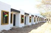 En tiempo record Vivienda Departamental construyó casas en Tauramena