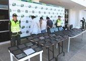 Polic�a frustr� millonario robo de computadores en Colegio Luis Hern�ndez Vargas de Yopal
