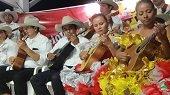 Unas 20 mil personas asistieron al vig�simo tercer festival internacional de la Bandola llanera en Man�