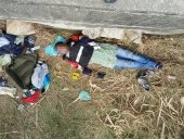 Un hombre muri� de forma violenta en la v�a Pore - Trinidad