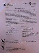Paz de Ariporo ratific� certificaci�n para administrar recursos de SGP para agua potable y saneamiento b�sico