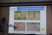 Anuncian desactivación de cargas explosivas de un proyecto de sísmica abandonado en Nunchía