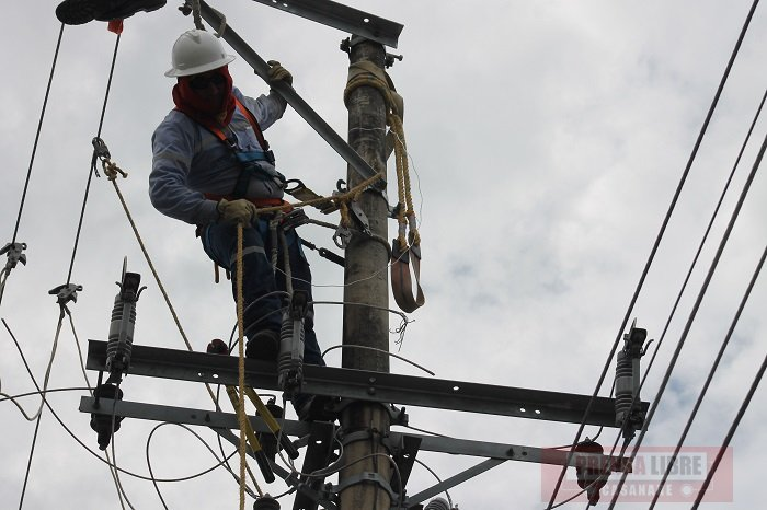 INTERRUPCIÓN PARCIAL DEL SUMINISTRO ELÉCTRICO EN PUEBLO NUEVO CHINCHA