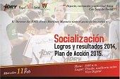 IDRY socializa trabajo realizado en el 2014 y el Plan de Acci�n del 2015