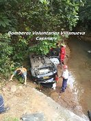 Una persona muerta y dos heridas dej� accidente de tr�nsito en Barranca de Up�a