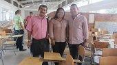 Inversi�n en infraestructura educativa en Villanueva