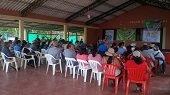 Secretar�a de Agricultura realiz� en el norte de Casanare  jornada de socializaci�n de servicios