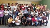 Alianza SENA - Ecopetrol – OEI certific� a 222 personas en Paz de Ariporo