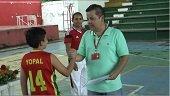 Escuelas de Formaci�n Deportiva del IDRY inician actividades