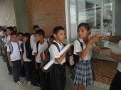 Vigilan programa de Alimentaci�n Escolar en Yopal