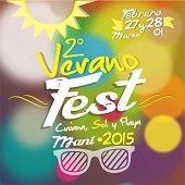 """Verano Fest Man�"" el fin de semana"