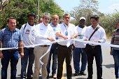 Director del INVÍAS inauguró rehabilitación de la vía Aguazul – Yopal