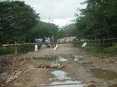 Anuncian protestas contra petroleras en Ca�o Chiquito