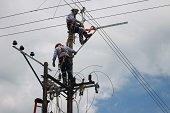 Este jueves cortes del servicio de energ�a el�ctrica en Man�