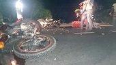 Dos v�ctimas fatales en accidentes de tr�nsito en la v�a Yopal - Aguazul