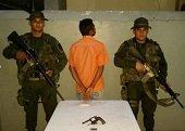 Dos capturas en las �ltimas horas en Casanare por porte ilegal de armas