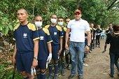CAI m�vil y 6 motos resguardar�n el Parque de La Iguana en Yopal
