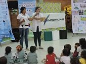 EAAAY celebra d�a mundial del agua sensibilizando sobre su cuidado