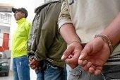 """Capturados integrantes de la banda delincuencial """"Los Gatos"""" dedicados al hurto de residencias y el comercio"""