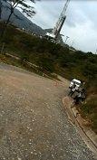 Asojuntas persiste en bloqueo en El Morro. Equi�n mantiene suspensi�n de actividades