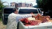 Alcaldía de Aguazul se defendió ante polémica por incautación de carne