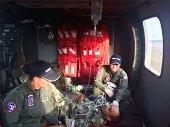 Grupo Aéreo del Casanare realizó evacuación aeromédica a soldado profesional