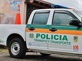 Accidente de buseta en la v�a Yopal – Pore dej� 5 personas lesionadas