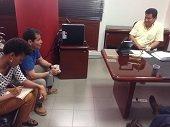 Alcalde de Yopal, Jorge Garc�a Lizarazo y Viceministro del Interior analizaron problem�ticas con la industria petrolera