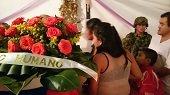 Con honores ser� despedido hoy el soldado tamare�o Jos� Disney Guevara Inocencio