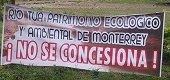 Agencia Nacional de Miner�a realiz� audiencia en Monterrey sobre explotaci�n del r�o T�a